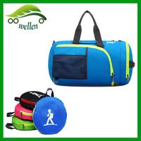 New design cheapest travel folding sports bag