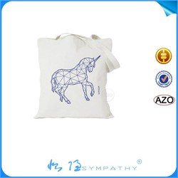 Customized cotton canvas bag cloth bags