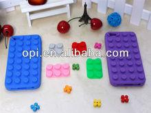 2013 new design fashionable animal shaped phone cases For Lego