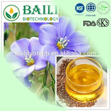 100% nature flaxseed oil used for cooking oil