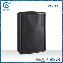 DJ speakers / nightclub active loud speakers and subwoofers