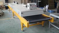screen printing conveyor mesh belt dryer