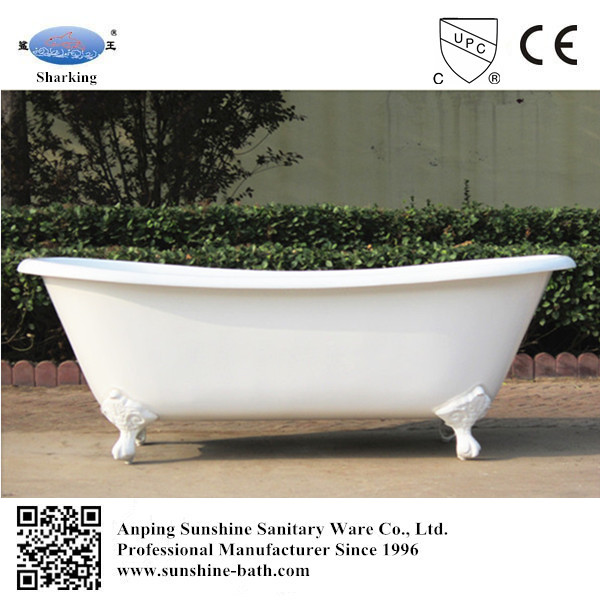 Custom Size And Color Bathtub Classical China Factory