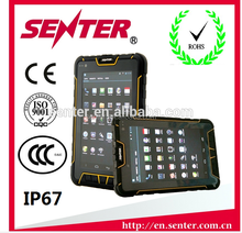 ST907 IP67/1.2G/8M Camera/Quad Core/Qualcomm CPU/7 inch/Android 4.1/Bluetooth/WIFI/3G/GPS/ WCDMA/GSM Tablet PC