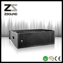 8'' active pa speaker system audio line array LA108
