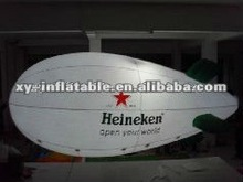 2012 Durable Attractive inflatable helium LED blimp