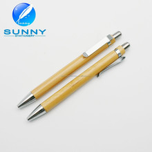 Customized Logo Eco-friendly Bamboo Pen for promotional