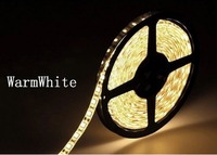 Free shipping Waterproof IP65 smd 5050 flexible 12v CE ROHS passed rgb led strip 5 meter