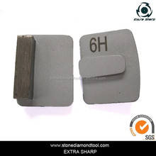 Classical Durable Reliable Lock sharp Segment Metal Concrete Grinding Toolings/Grinding Pads