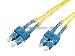SC SX/DX fiber optical adapter for patch cord