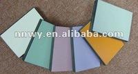 high gloss pink laminate for flooring(hpl)