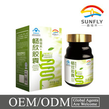 Herbal Functional Health Care Product for Improve gastrointestinal Unobstructed capsule OEM service