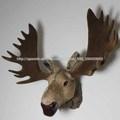 cabeza de ciervo artificial