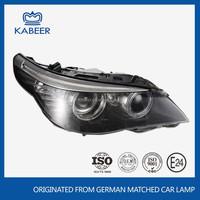 HID auto head lamp type car head light for BMW E60 E61 2008