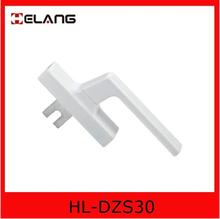 aluminum window lock handle/aluminum removable window handle,HL-DZS30