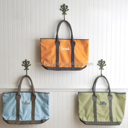 Countryside Personalized Tote Bag - 3 Colors
