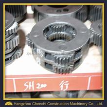 Hyundai spare parts excavator gear parts gear for excavator