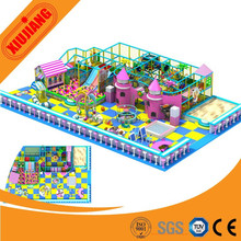 Children Used Playground Fence Equipment Sale for Home (XJ5217)