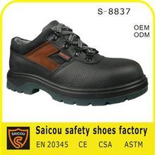 Herstellerstahlzehe-Sicherheitsschuhe in Korea (SC-8837)