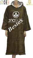 environment safe adult home hooded night robe