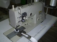 Industrial lock stitch sewing machine /snap ring sewing machine