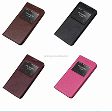 pu leather smart for huawei ascend g6 case