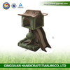 wholesale luxury natural matreial wooden cardboard cat tree house