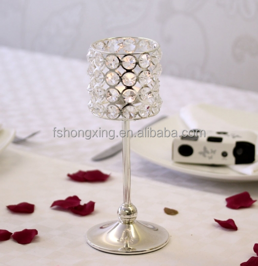 Angel Candle Holder Elephant Wedding Favors Wholesale Crystal Candle Holders