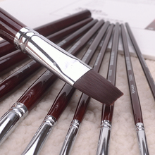 (New) Fine Synthetic Hair Artist Brush