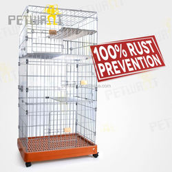 Export goods pet products iron dog crate cage kennel