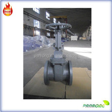 cast iron rising stem gate valve