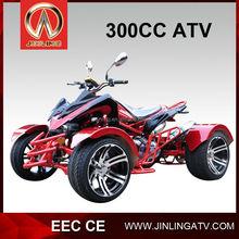 2014 quad atv/atv 4x4 300cc china cheap atv