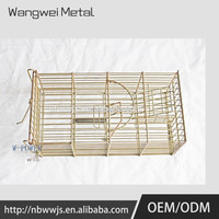 stainless mouse cage, wire rat trap cage,metal mouse trap cage wire mesh cages