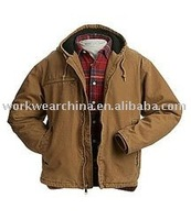 cheap Teflon Work canvas Jacket wholesale good quality