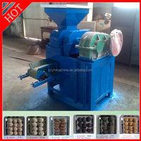Whole line CE charcoal briquettes making machine hot sell briquette machine