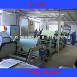 Airlines Baggage Tags Hot Melt Coating Machine