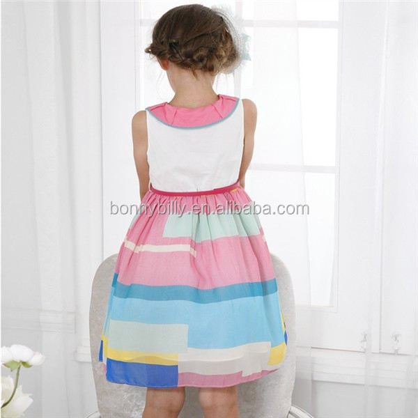 fashion kids clothes girl baby dress 2015 new 5 years old