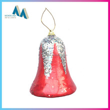 china wholesale elegant christmas party bell decorations bubble ball