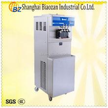 China 2015 new style mini 3 flavor CE ETL hard ice cream machine