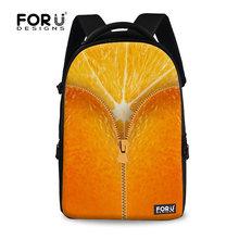amarillo de la marca nuevo diseño térmico de color naranja deporte mochilas más calientes de ofertas para los amantes de la