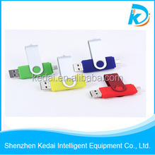 Multi-functions OTG usb flash drive, newest usb flash drives, Colorful usb memory stick for smartphone