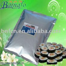 Natural Harmless Edible Food Additives in Sushi