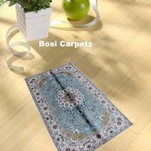 3x5' Kingly series meeting luxury real estate handmade silk rug mat