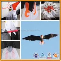 Weifang Kaixuan factory wingspan 200cm large 3d eagle Kite