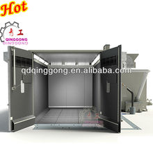 Sand Blasting Chamber/Booth/Room/Cabinet/Equipment