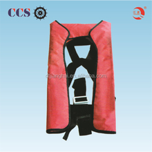 Automatic /manual inflatable life jacket/vest