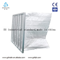High Quality Non-woven Fabric Pocket Air Filter Bag Air Filter