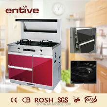 free standing electronic cooker oven