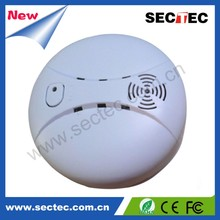 New product excellent combination with alarm host wifi smoke detector