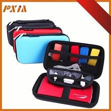 High quality Small Portable Waterproof Earphone USB Cable Storage Bag
